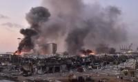 Liban: l'explosion à Beyrouth provoquée par 500 tonnes de nitrate d'ammonium, selon la FBI