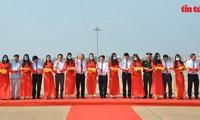 Hô Chi Minh-ville: Inauguration des pistes de décollage à l'aéroport de Tân Son Nhât