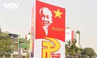 13e Congrès du Parti communiste vietnamien : message de félicitation des partis communistes français et tchèque