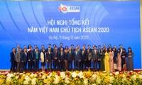 Tareas para la diplomacia de Vietnam en 2021