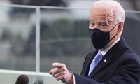 États-Unis: Joe Biden suspend le financement du mur frontalier avec le Mexique