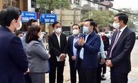 Covid-19: les autorités de Hanoï accélèrent le traçage du patient japonais