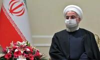 Nucléaire iranien : le président Rohani exhorte les Européens à éviter toute menace ou pression