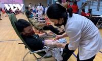 Malgré la pandémie, Quang Ninh appelle la population à donner son sang