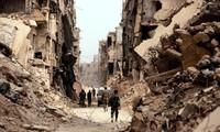 La Syrie en ruine dix ans après le début de la guerre civile
