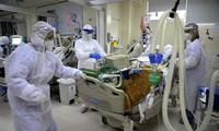 Covid-19: le nombre de patients en réanimation franchit le pic de la deuxième vague en France