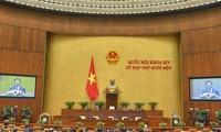 Assemblée nationale: Élections du président de la République et du Premier ministre