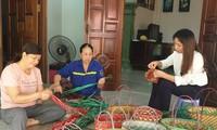 Dào Thi Huyên et ses activités éco-respectueuses