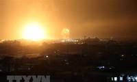 Bande de Gaza: Pluie mortelle de roquettes sur Tel-Aviv