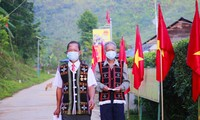 Législatives 2021 : vote anticipé à Quang Nam et à Truong Sa