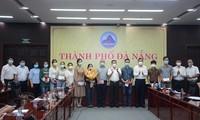 Covid-19: Danang envoie une équipe de renfort à Bac Giang