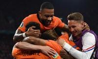 Euro 2021 : Les Pays-Bas, la Belgique et l'Ukraine en huitièmes de finale