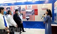 Exposition sur le Président Hô Chi Minh à Huê