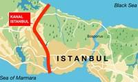 Turquie: Erdogan lance le chantier du futur «Canal Istanbul»