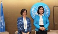 CNUCED : le Vietnam assume le rôle de vice-président de la 5e session du Groupe intergouvernemental d'experts