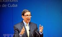 Cuba dénonce les sanctions américaines