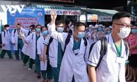 Covid-19: l'appel de Nguyên Phu Trong encourage la population
