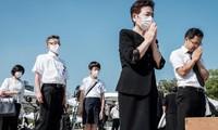 Hiroshima: le Japon commémore les 76 ans du bombardement atomique