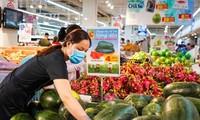 Visioconférence sur l'écoulement des produits agricoles et aquacoles