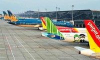 Suspension des vols entre les localités appliquant la distanciation sociale