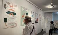 France : une exposition de peinture sur la catastrophe de l'agent orange au Vietnam