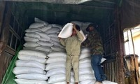 Du riz pour les plus démunis