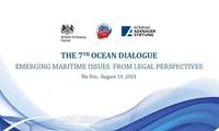 Le 7e dialogue sur les océans