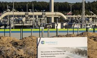 Gazprom annonce la fin de la construction du gazoduc Nord Stream 2