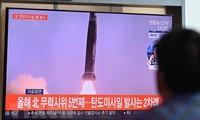Pyongyang annonce avoir testé un missile hypersonique