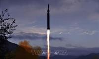Pyongyang annonce avoir testé un missile anti-aérien