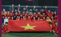 La Fédération asiatique de football félicite le onze féminin vietnamien