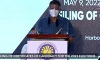 Philippines: le président Rodrigo Duterte veut se retirer de la politique