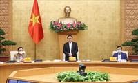 Covid-19: la 4e vague pratiquement sous contrôle, selon le gouvernement vietnamien