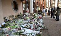 La France rend hommage à Samuel Paty, l'enseignant assassiné il y a un an
