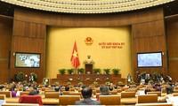 L'Assemblée nationale examine le rapport socioéconomique de 2021 et le plan pour 2022