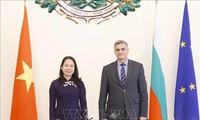 Le Vietnam, partenaire privilégié de la Bulgarie