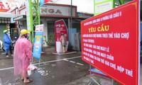 Ngày đầu tiên người Đà Nẵng dùng thẻ đi chợ phòng ngừa Covid-19