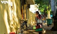 Vẻ đẹp những gánh hàng rong trên phố phường Hà Nội