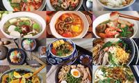 Những món 'sợi và nước' hấp dẫn của ẩm thực Việt Nam