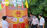 Các tỉnh, thành vùng ĐBSCL sẵn sàng cho ngày hội bầu cử