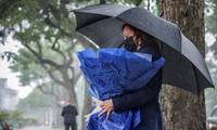 Phó Tổng thống Mỹ đặt hoa tưởng niệm Thượng nghị sĩ John McCain giữa cơn mưa Hà Nội