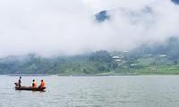 Hồ Séo Mý Tỷ, vẻ đẹp giữa núi rừng Tây Bắc