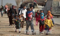 42,000 displaced in Mosul