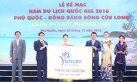 National Tourism Year 2016 wraps up in Kien Giang province