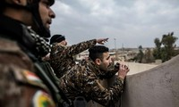 Iraqi forces launch offensive to retake western Mosul