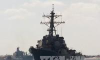 NATO begins multinational drill in Black Sea