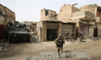 Iraqi forces gain more ground in Mosul