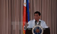 Philippines protests China's construction on the Scarborough Shoal