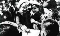 ベトナムの総選挙70周年記念活動