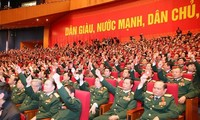 全国の人民、第12回党大会の成功を喜ぶ
